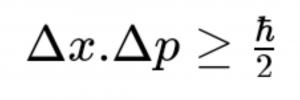 The Uncertainity Principle