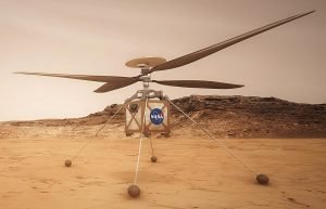 Mars 2020 Helicopter