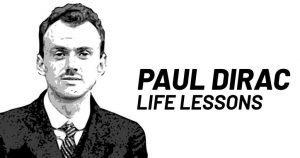 Paul Dirac Life