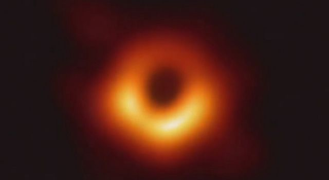 The first black hole image - Basics of Astrophysics