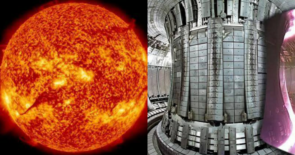 Nuclear fusion reactor challanges