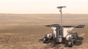 ExoMars Rover ESA