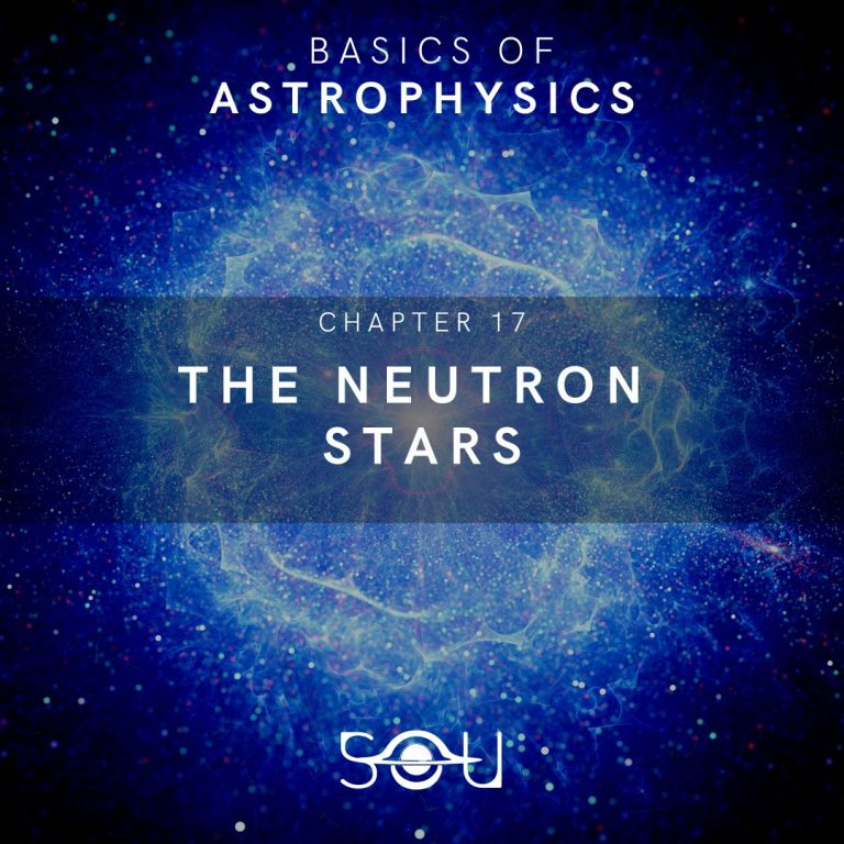 Basics Of Astrophysics 17: The Neutron Stars
