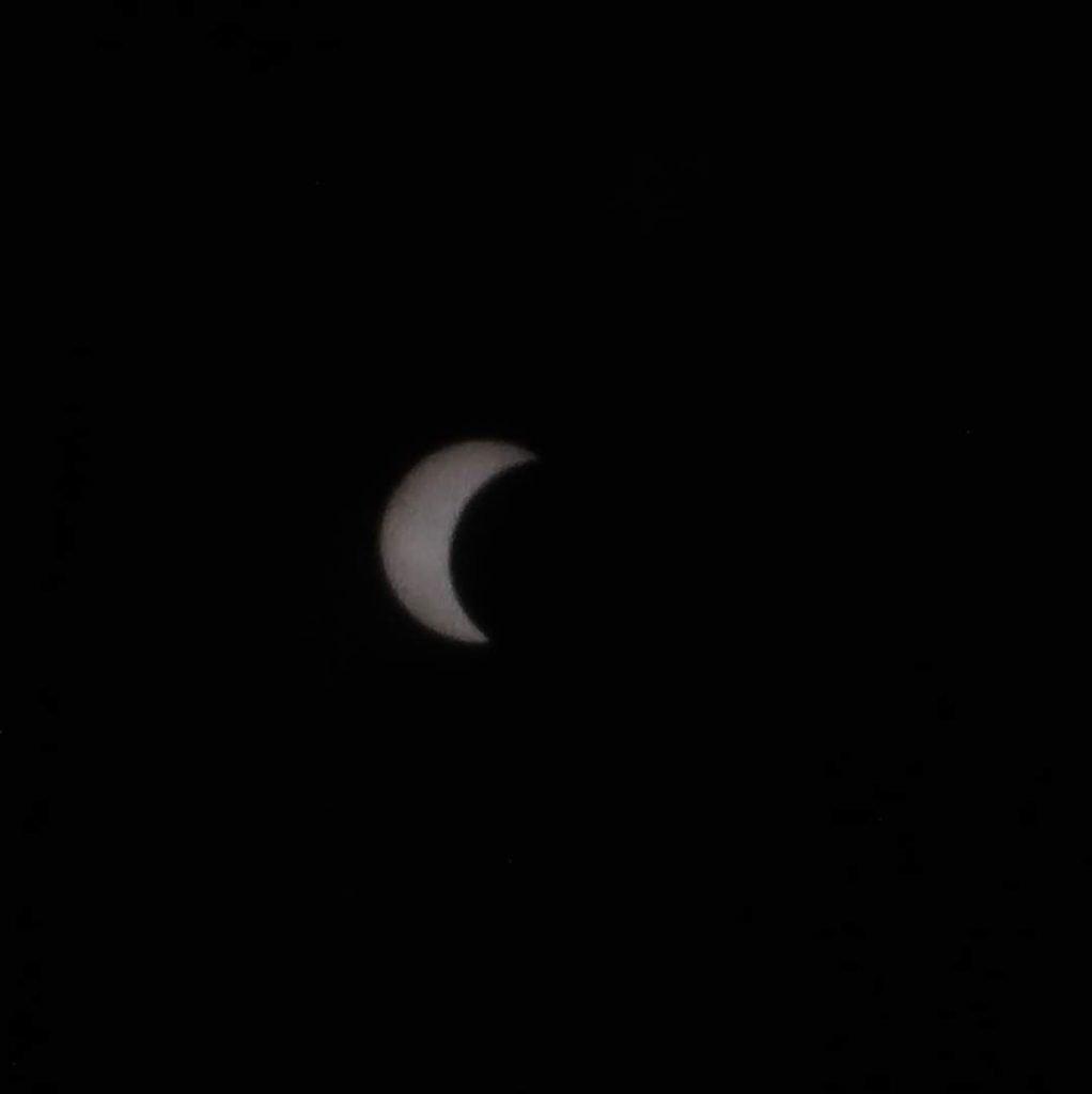 Annular Solar Eclipse Pictures: June 2020 17