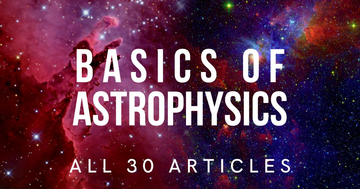 Basics of Astrophysics - cover