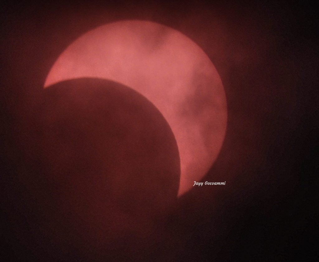 Annular Solar Eclipse Pictures: June 2020 7