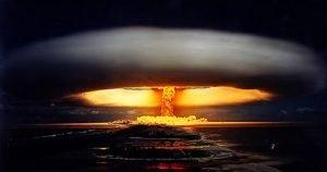 Hiroshima Atom Bomb