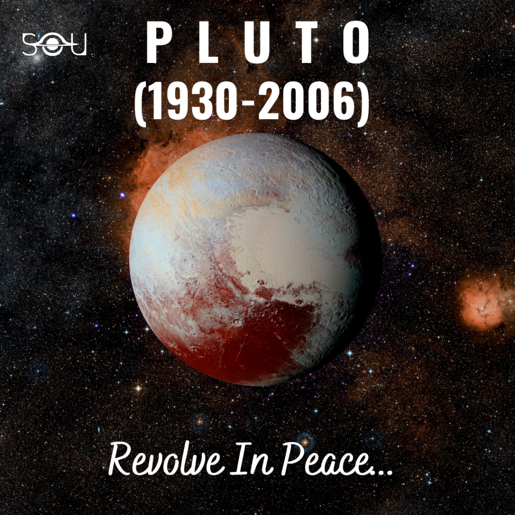 14 Years Ago On This Day, Here Is Why Pluto Was Demoted As A Planet. 10