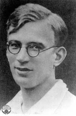 George Gamow (Image: APS Physics)