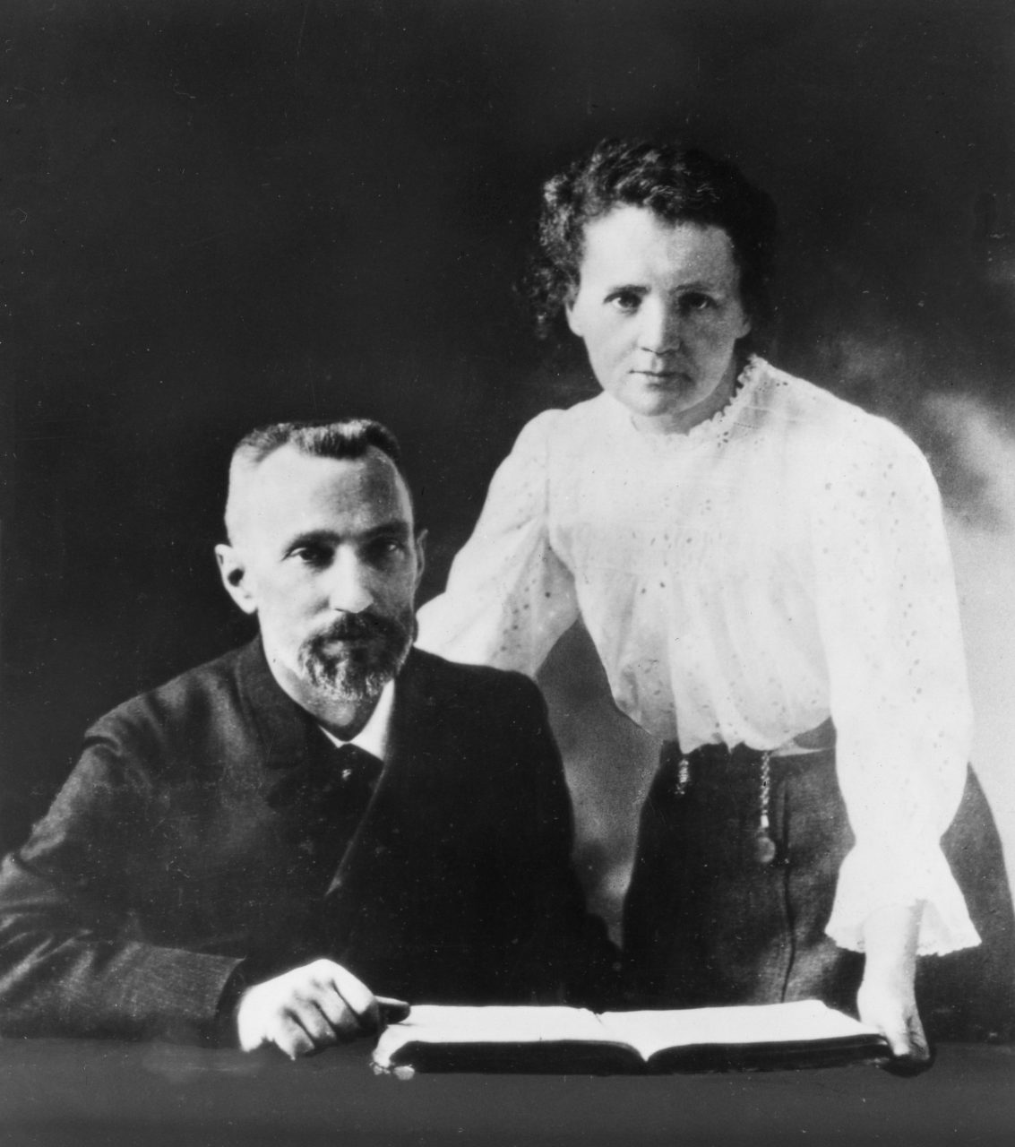 Remembering Pierre Curie, An Extraordinary Scientist, and a Supportive Husband. 3