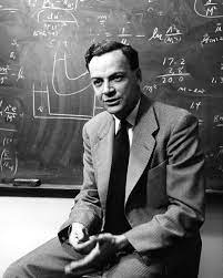 Richard Feynman ( Image: Caltech.edu)
