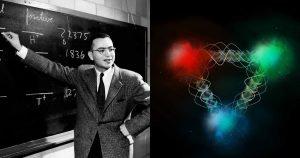 Murray Gell-Mann and Quarks